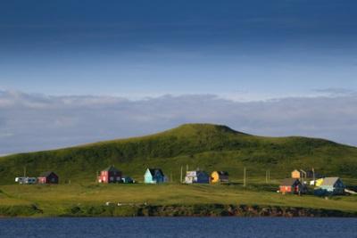 Magdalen Islands, Canada