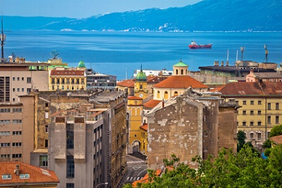 Rijeka (Croatie)