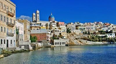 Syros, Grèce