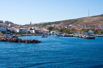 Bozcaada (Tenedos), Turquie