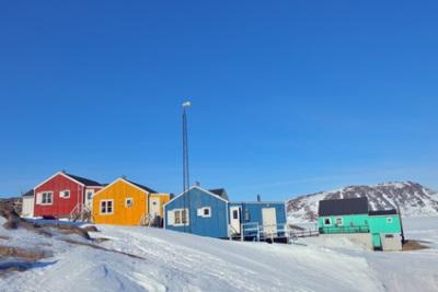 Aappilattoq, au Groenland