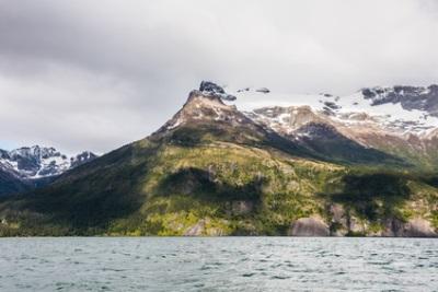 Fiordo de Garibaldi, Chile