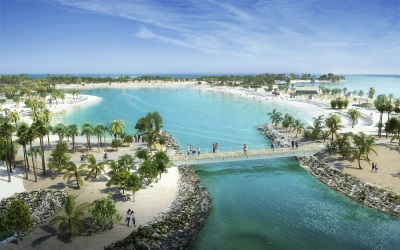 Ocean Cay Marine Reserve, Bahamas