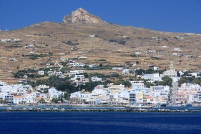 Tinos, en Grèce