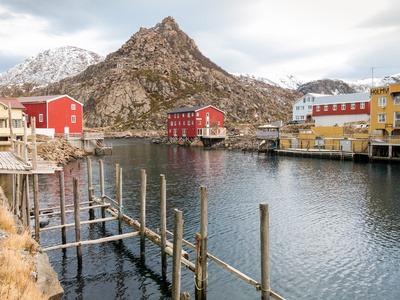 Vesteralen, en Norvège