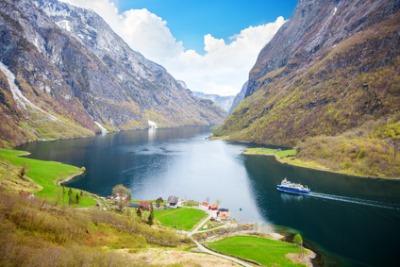 Vaerlandet, en Norvège