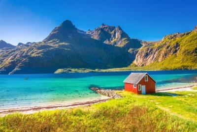 Trollfjord, Norvège