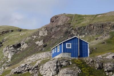 Ivittuut, Groenland