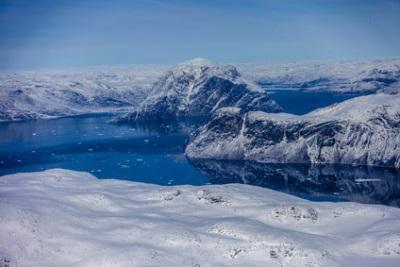 Evighedsfjorden, Groenland