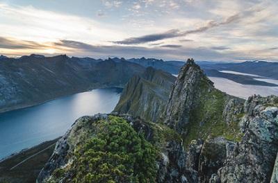 Senja, Norvège