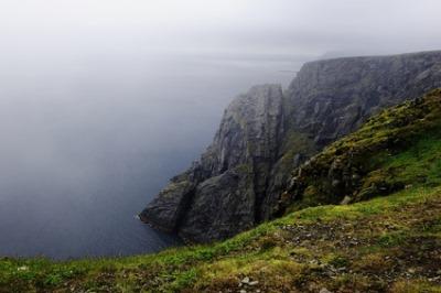 Storstappen Island, Norvège