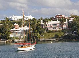 Hamilton, las Bermudas