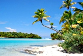 Atolón Aitutaki, Islas Cook