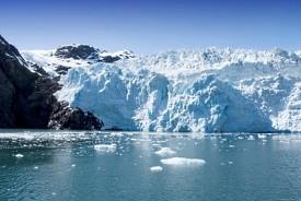 Geleira Hubbard, Alaska