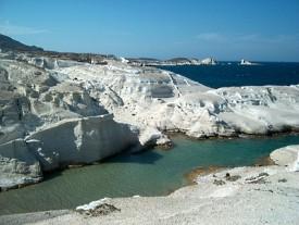 Mylos, Grèce