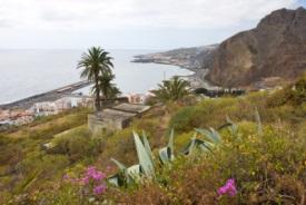 Santa Cruz, La Palma, Las Islas Canarias