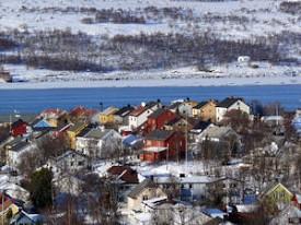 Kirkenes, Noruega