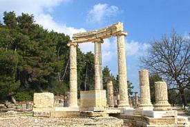 Olympie (Katakolon), Grèce