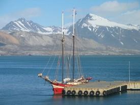 Ny-Alesund, Svalbard