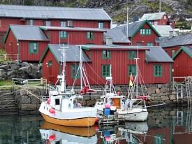 Stamsund, Noruega