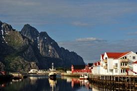 Batsfjord, Noruega