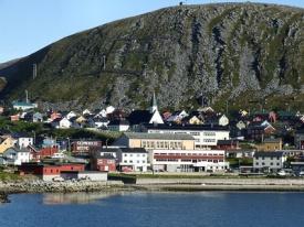 Kjollefjord, Noruega