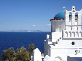 Sifnos Island, Grecia