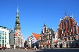 Riga, Lávia