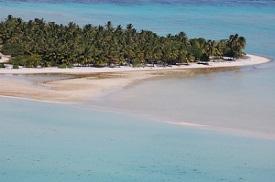 Taha'a (Motu Mahana), Islas de la Sociedad