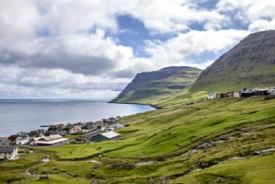 Klaksvik, Islas Feroe, Dinamarca