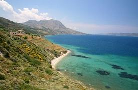 Baie de la Sude, Grèce
