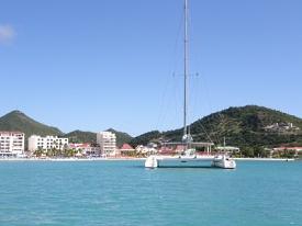 St. Maarten, Antillas de los Países Bajos