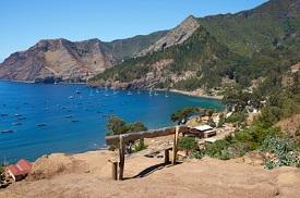 Ilha de Robinson Crusoé, Chile