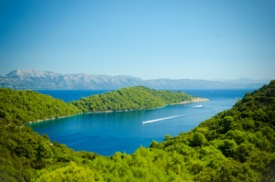 Mljet, Croacia