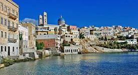 Siros, Grecia