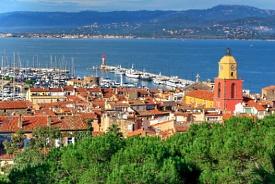 St. Tropez, Francia