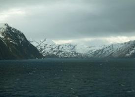 Porto de Kiska, Alaska, EUA