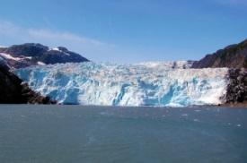 Geleira Holgate, Alaska, EUA