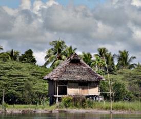 Kopar Village, Papúa Nueva Guinea