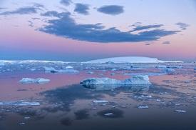 Mar de Weddell, Antártida