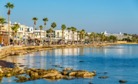 Paphos, Chypre