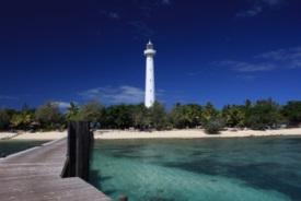 Ilha de Amedee, Nova Caledônia