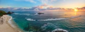 Islas Den Weg (Teluk Berau), Indonesia