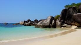 Ilha de Belitung, Indonésia