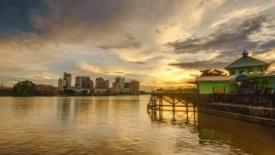 Bintulu, Malasia