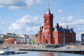 Cardiff, País de Gales