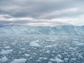 Eqip Sermia Glaciar, Groenlandia