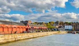 Edinburgo (Newhaven), Escócia