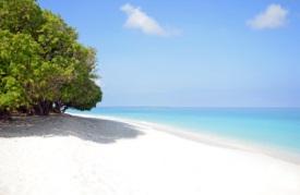 Isla Uligamu, Maldivas