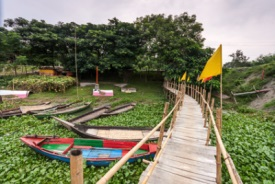 Ilha de Maheshkhali, Bangladesh